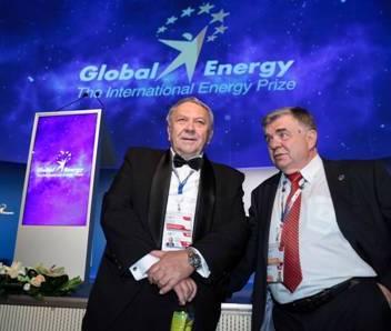 премия Глобальная энергия.